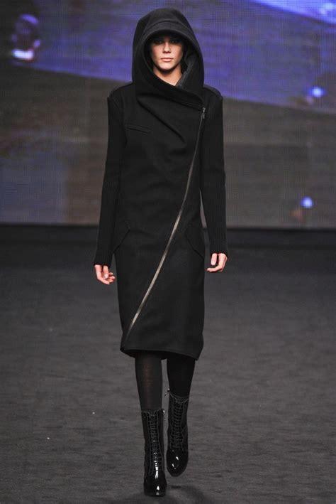 c n c costume national a w 2012 13 futuristic look