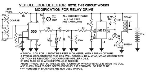 induction loop circuit insight inductive loop sensor dynamic traffic for intelligent traffic light system