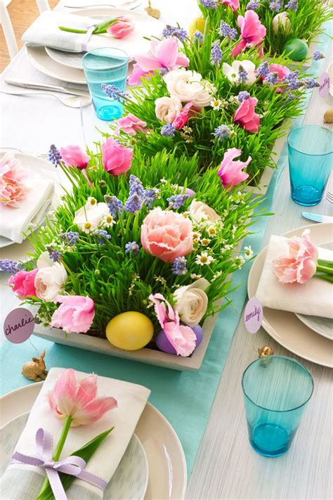 easter decoration best 20 easter table decorations ideas on pinterest