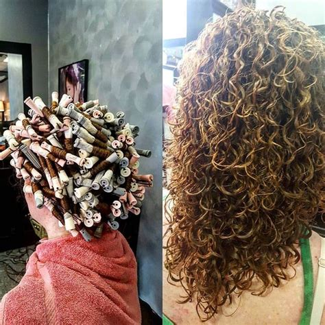 what size perm rods for loose spiral 684 best hair fetish images on pinterest rollers beauty