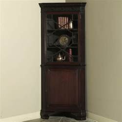 Vintage Corner Curio Cabinet Antique Corner Curio Cabinet Antique Furniture