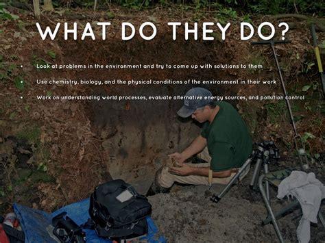 Environmental Scientist Description by Environmental Scientist By Winner