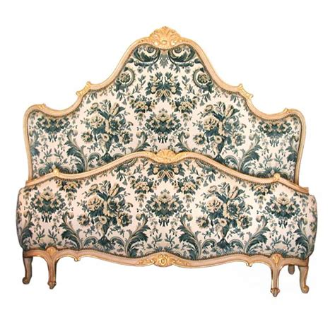 baroque bed frame rococo style bed frame at 1stdibs