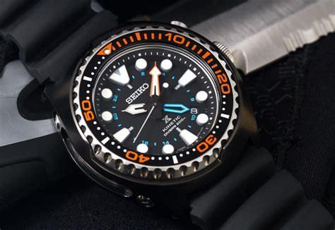seiko dive watches seiko prospex kinetic gmt sun023 dive review