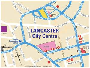 map of lancaster 27th european simulation and modelling conference esm