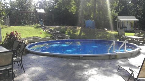 r for above ground pool landscaping do s don ts for your above ground pool