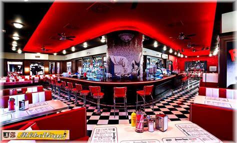 American Diner Einrichtung by Us Diner Bel Air M 246 Bel