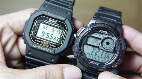 Casio Dw 5600eg casio g shock dw 5600eg 9vs vs casio standard ae 1000 1av