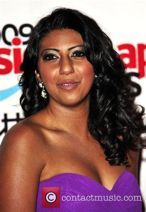 poppy jhakra poppy jhakra the inside soap awards 2009 held at sketch