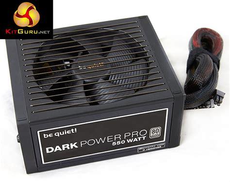 Be Power Pro 11 850w Modular 80 Platinum Certified be power pro 11 550w review kitguru