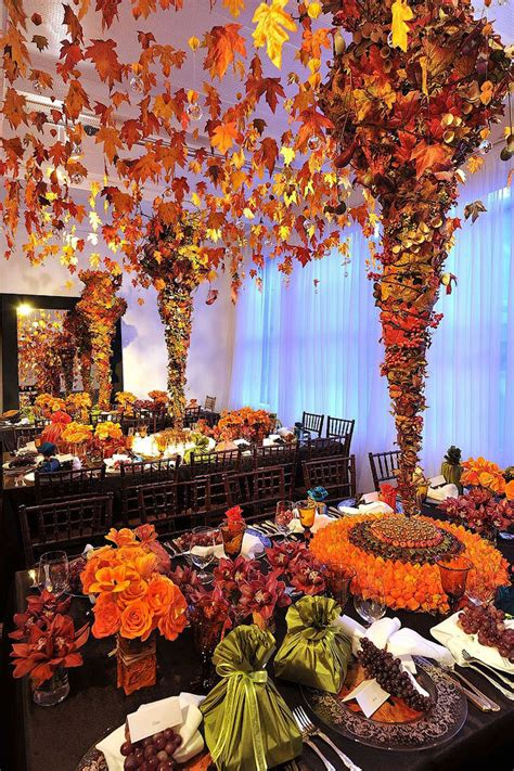 harvest decoration ideas for thanksgiving home interior 30 natural thanksgiving decor ideas