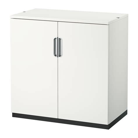 Ikea Register by Galant Cabinet With Doors White Ikea
