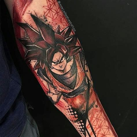 goku tattoo designs 4149 best tattoos images on ideas