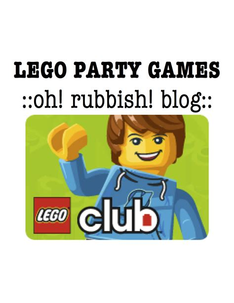 lego themed birthday games lego birthday party games lego outdoor water games