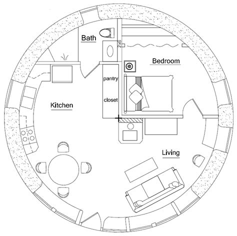 domes earthbag house plans