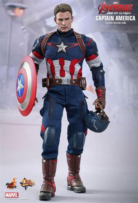 la esperada nueva produccin de marvel capitn amrica civil war thanos e capit 227 o america em novo uniforme pela hot toys