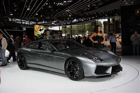 Lamborghini Saloon Lamborghini Suv Is A No Go But The Estoque Sports Saloon