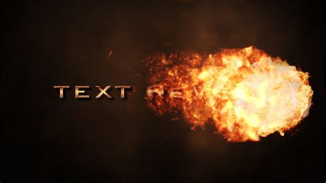 After Effects Explosion Template Free After Effects Template Explosion Fire Youtube
