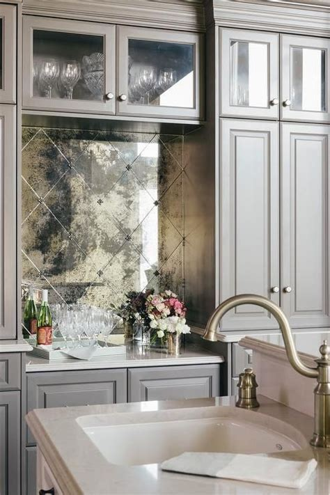antique mirror glass backsplash tile best 25 mirror tiles ideas on antique mirror tiles antiqued mirror and distressed