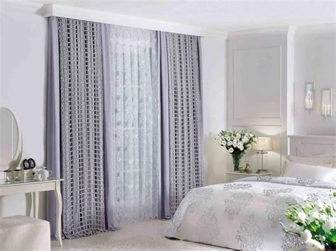 bedroom fancy curtains in white color of special design elegant curtain ideas for large windows designing interior