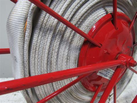wirt knox swing type large fire hose storage reel