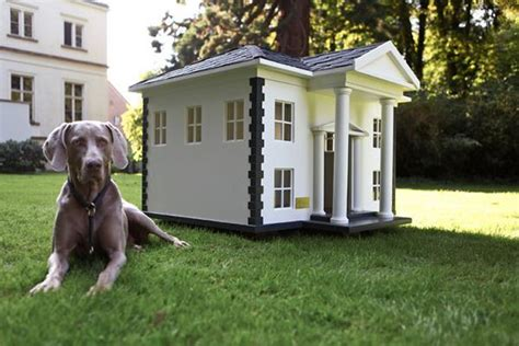 beautiful dog houses beautiful dog houses a little design love for man s best friend paperblog