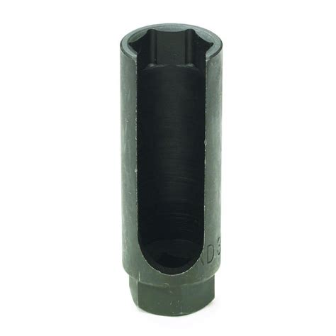 gearwrench socket holder gearwrench 3 8 in drive 7 8 in slotted socket for pvs tvs and o2 socket 3920d the home depot