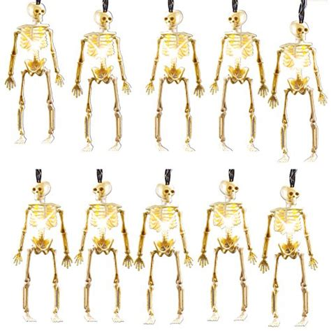 skeleton string lights are you afraid of the 15 string lights to