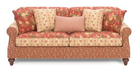 red plaid sofa broyhill plaid sofa and loveseat lazy boy country green plaid sofa