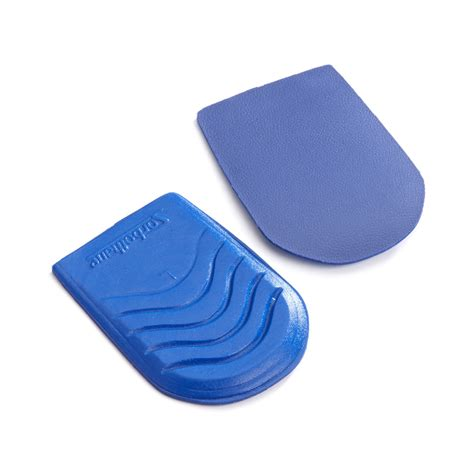 heel cusions blue heel pad physioroom com