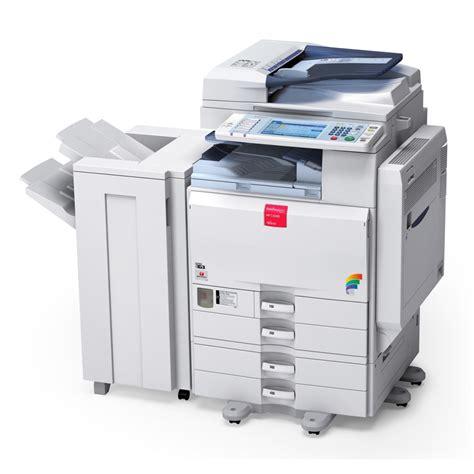 photocopieur bureau ricoh aficio mp c3501 photocopieurs couleur de bureau a4 a3