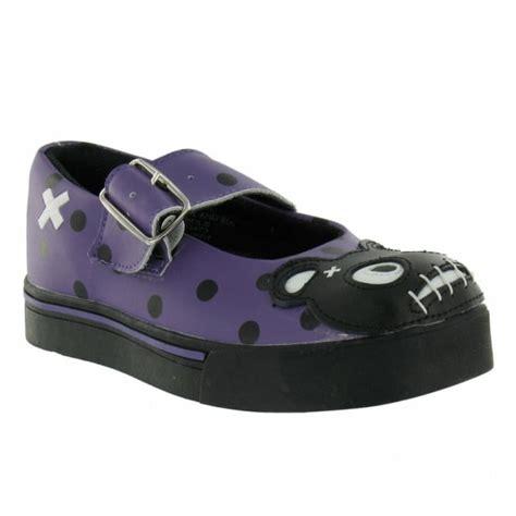 tuk shoes tuk t u k teddy shoes purple black flat shoes from