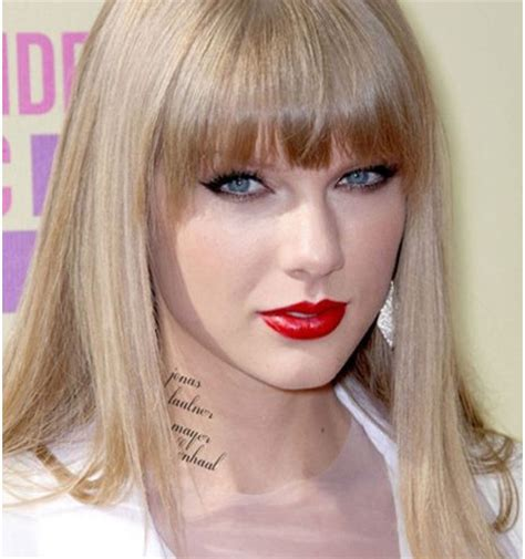 does taylor swift have tattoos the gallery for gt real