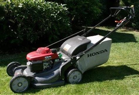 Honda Hrx217hxa by Stand Firm My Answer To Weedon S Reel