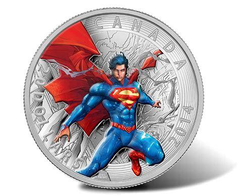 Kaos Black Silver Superman 1 2014 superman coins depict timeless dc comics covers coin news