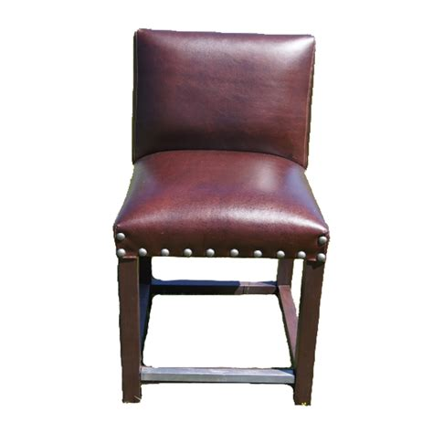 Leather Bistro Chairs Dining Chairs And Bar Stools Ranch Furniture