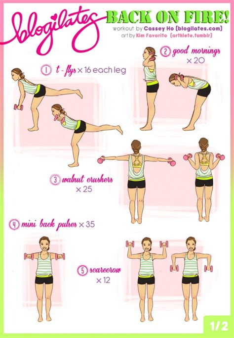 these 22 exercises will help you say bye bye to back
