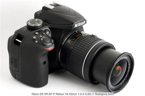 Nikon Dx Vr nikon dx vr af p nikkor 18 55mm 1 3 5 5 6g