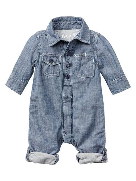 Gap For Boys chambray one baby gap would this for wacey we could do mini chambray new