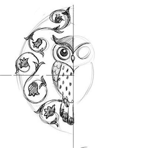doodle draw weheartit owl drawing owls owl drawings owl and