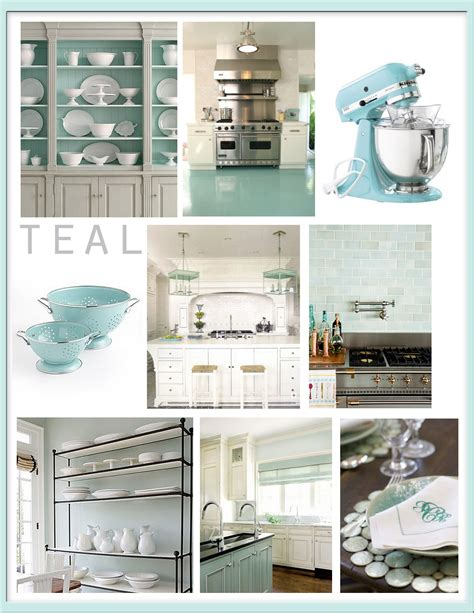 Teal Blue Home Decor by Teal Colors Dreams Kitchens Kitchens Colors Color