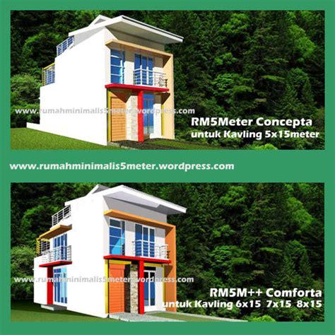 rumah minimalis lebar  meter jual gambar jadi rumah