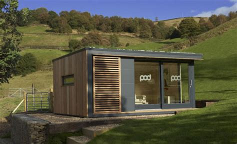 Home Office Sheds by Using A Garden Shed As A Home Office Cool Shed Design