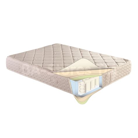 futon coil mattress classic 6 quot pocketed coil mattress mattress m 46012 3