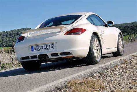 Test Porsche Cayman S by Der Neue Porsche Cayman Und Cayman S Im Test Auto
