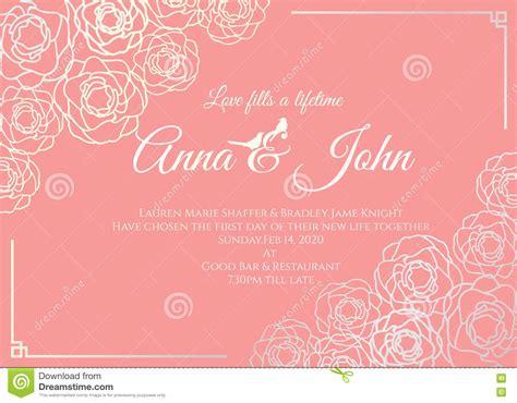 wedding background vector vector wedding background for design vector illustration