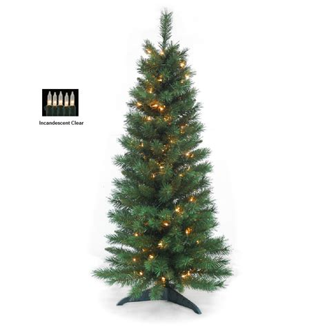 light pine city barcana 7120004501 4 5 royal pine with clear lights