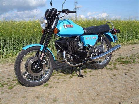 Mini Motorrad Eigenbau by Mz Etz 502 Eigenbau Mit Doppelscheibenbremse Vorn East