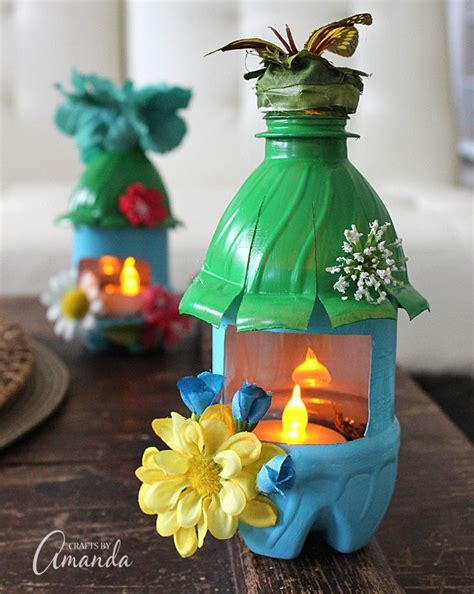 water bottle craft ideas for 25 best ideas about water bottle crafts on
