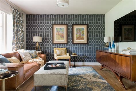 mid century style 25 awesome rooms that inspire you to try out geometric